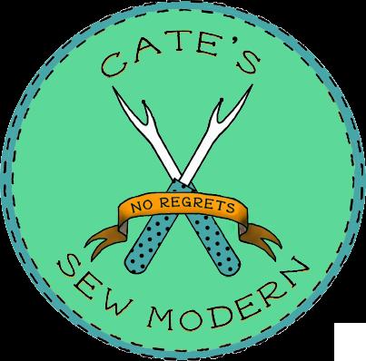 Cate's Sew Modern